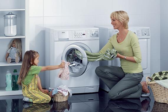 Các nguyên liệu tẩy tốt nhất cho quần áo trẻ sơ sinh