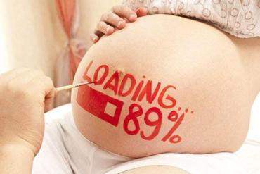 Dấu hiệu sắp sinh sớm, chính xác bà bầu dễ nhận biết