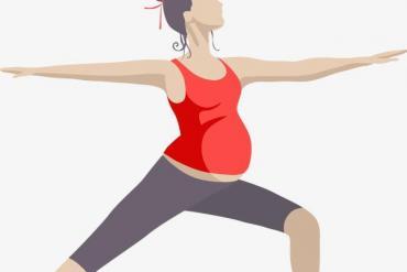 Bài tập yoga cho bà bầu tháng cuối để giảm mệt mỏi, chuyển dạ nhanh