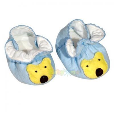 Giày viền hoa BabyOne 0429