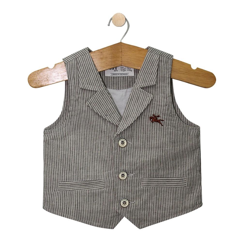 Vest Ghile cổ bẻ 55402