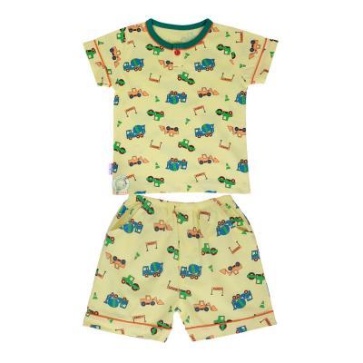Bộ Pyjamas ngắn bé trai