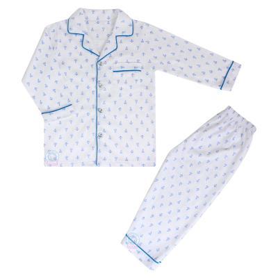 Bộ Pyjamas bông dài bé trai
