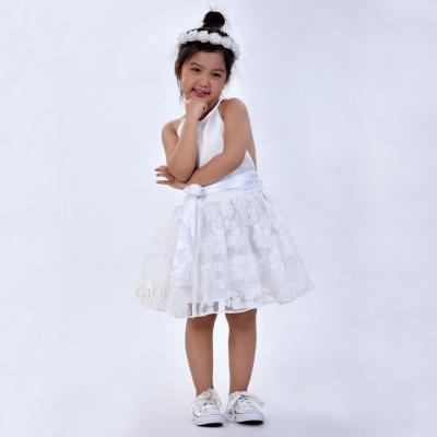 Đầm dạ hội 11005 (White)