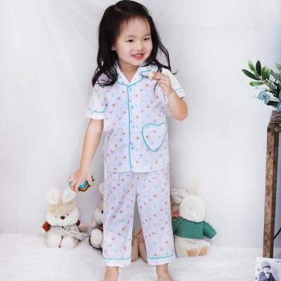 Bộ Pyjamas TN bé gái 1149