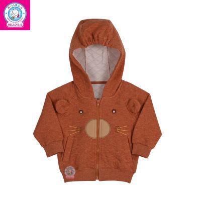 Áo khoác nón mặt gấu 1034