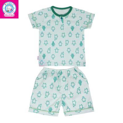Bộ Pyjamas ngắn bé trai 1070