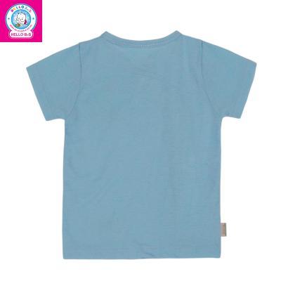 Áo tay ngắn đính handmade 0997